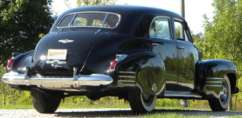 1941 Cadillac 62 Image 28