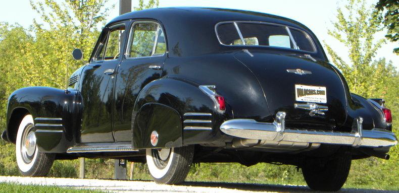 1941 Cadillac 62 Image 30