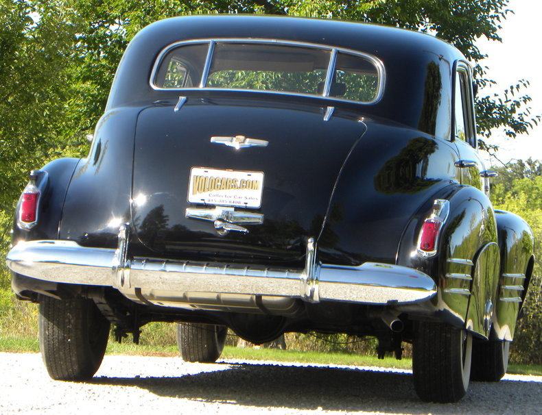 1941 Cadillac 62 Image 29