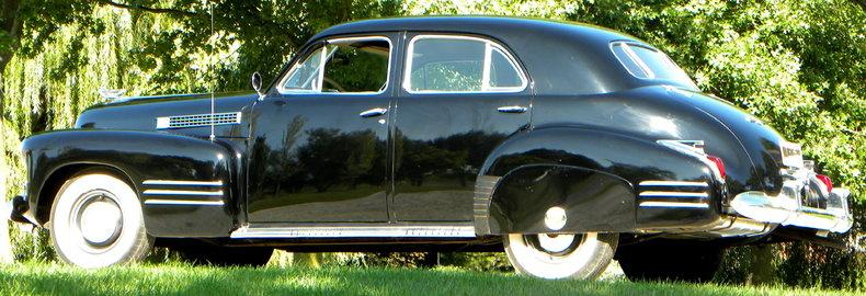 1941 Cadillac 62 Image 32