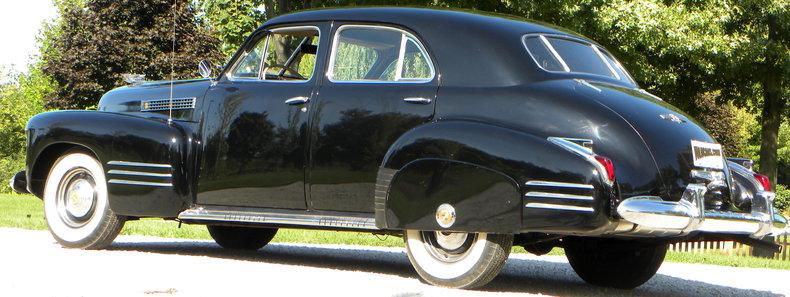 1941 Cadillac 62 Image 34