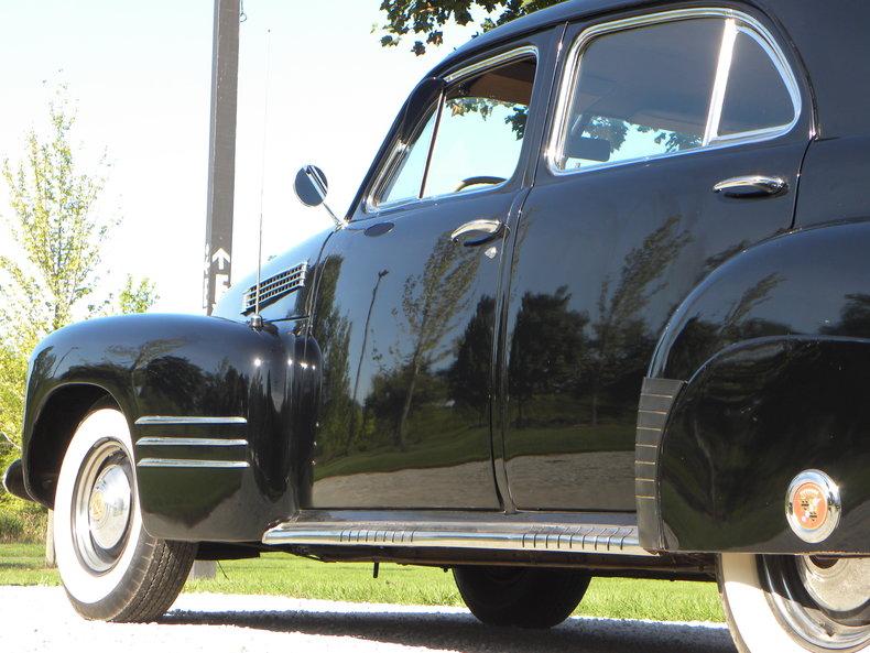 1941 Cadillac 62 Image 36