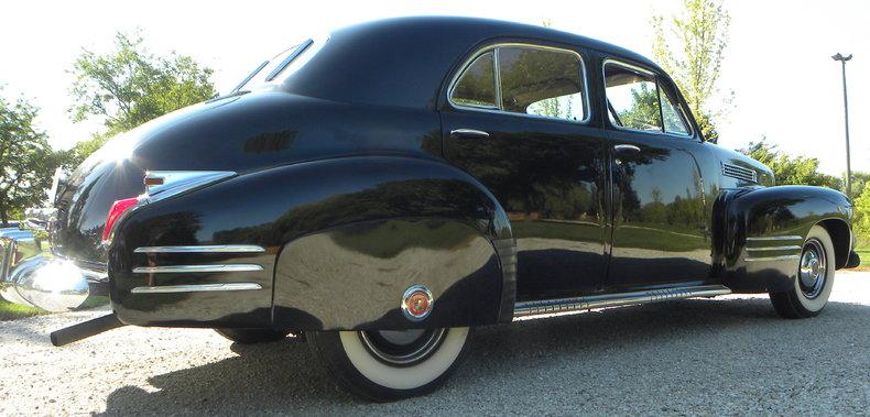1941 Cadillac 62 Image 42