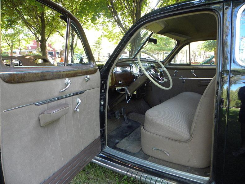 1941 Cadillac 62 Image 44