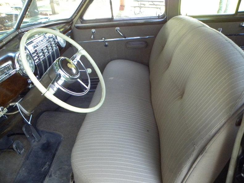 1941 Cadillac 62 Image 46