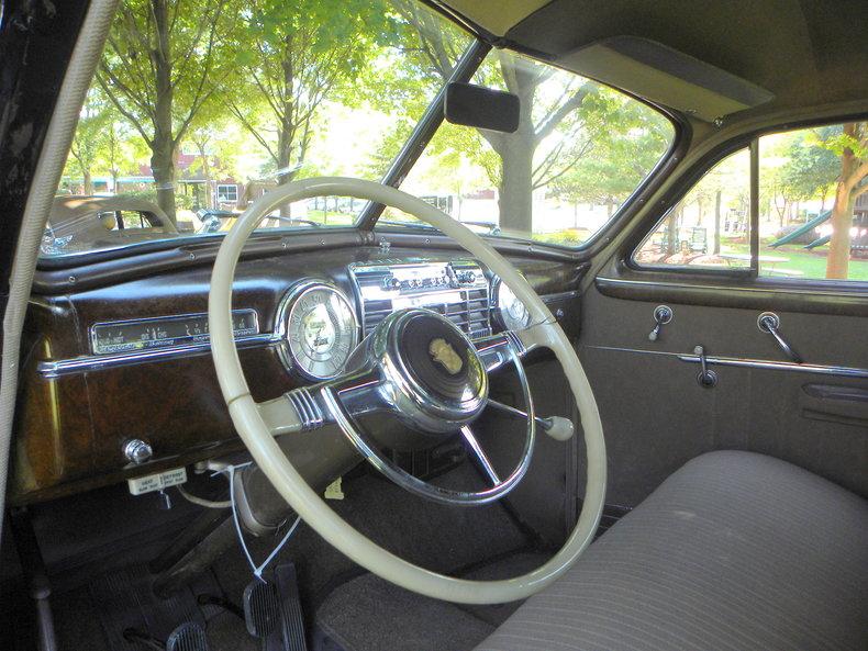 1941 Cadillac 62 Image 47