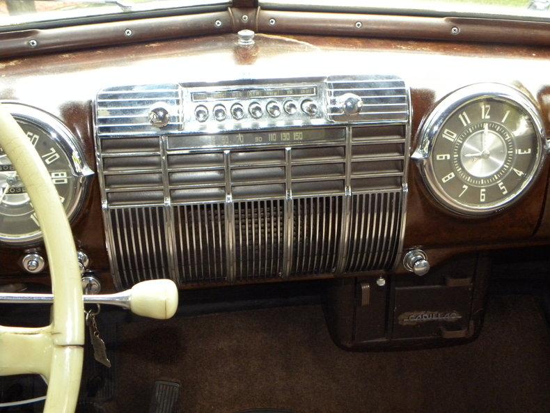 1941 Cadillac 62 Image 51