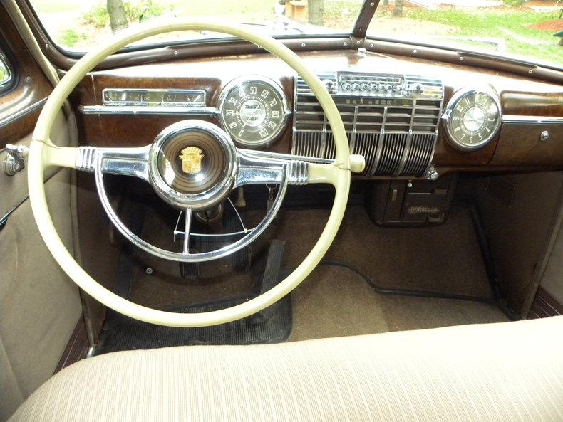 1941 Cadillac 62 Image 49