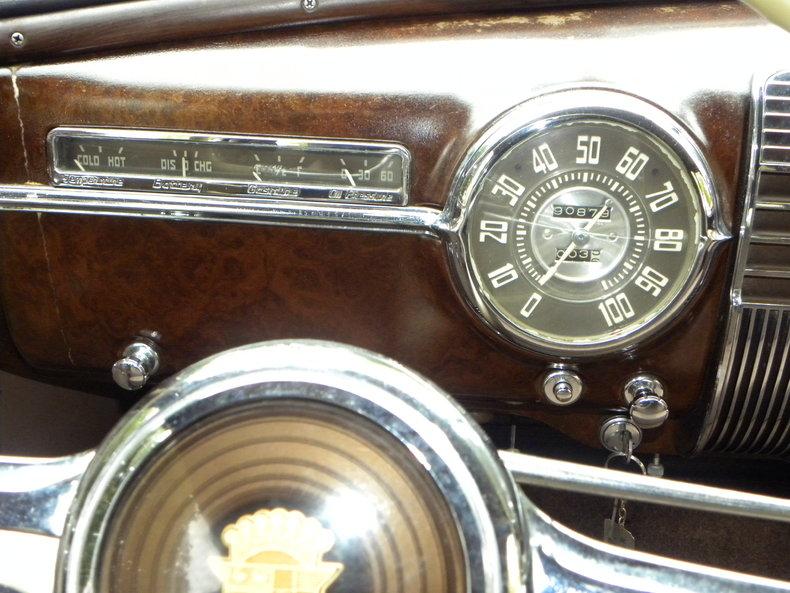 1941 Cadillac 62 Image 50