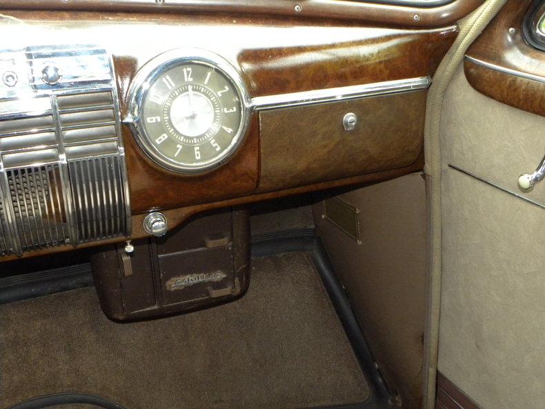 1941 Cadillac 62 Image 52