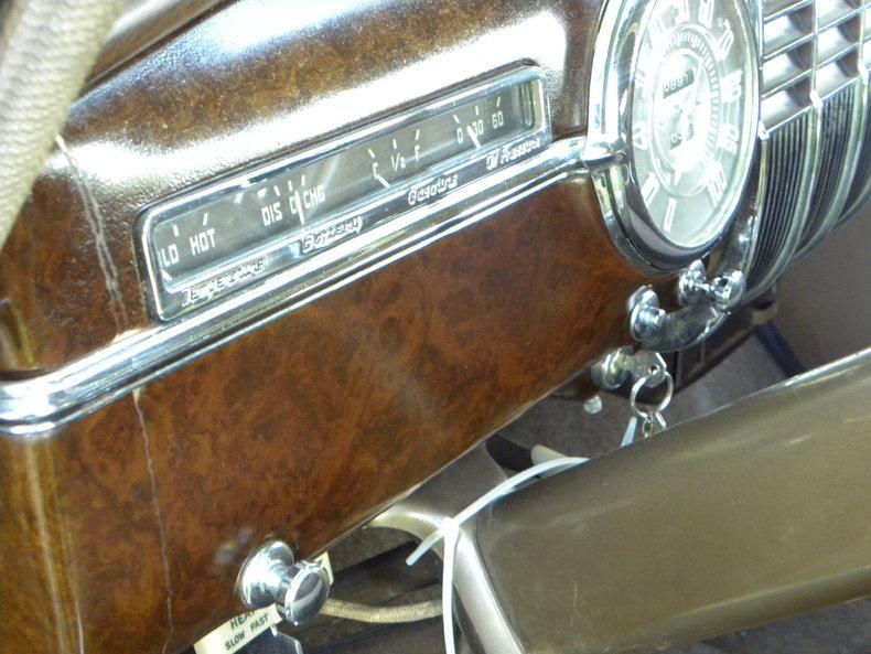 1941 Cadillac 62 Image 56