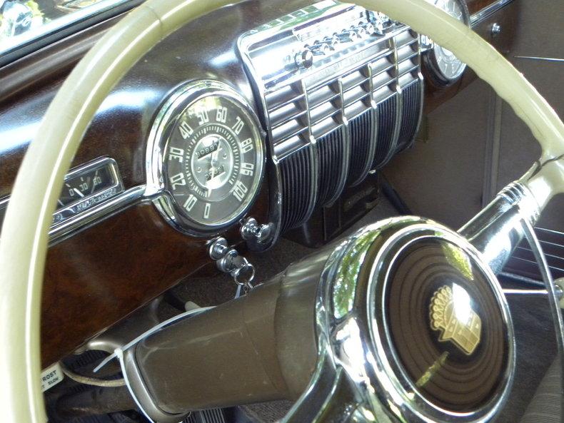 1941 Cadillac 62 Image 54