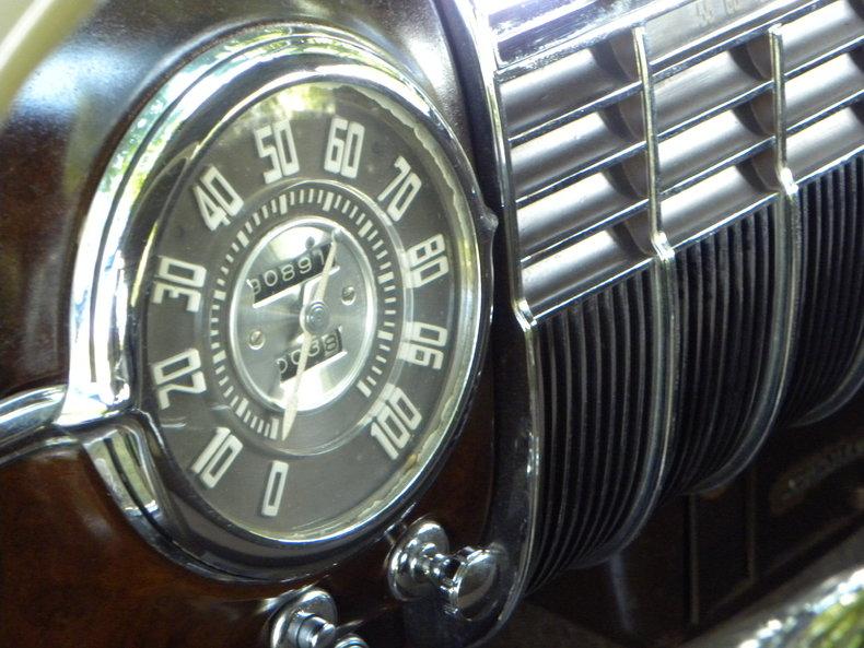 1941 Cadillac 62 Image 55