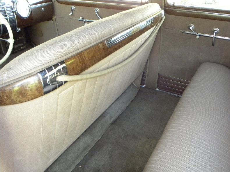 1941 Cadillac 62 Image 64