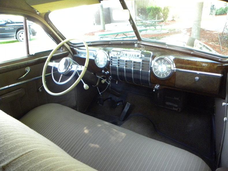 1941 Cadillac 62 Image 70