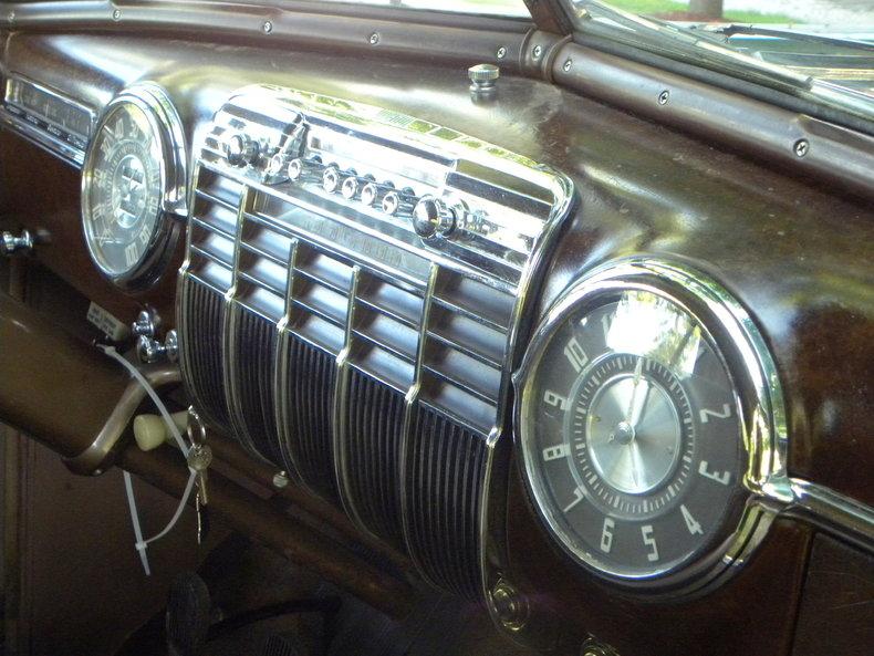 1941 Cadillac 62 Image 73
