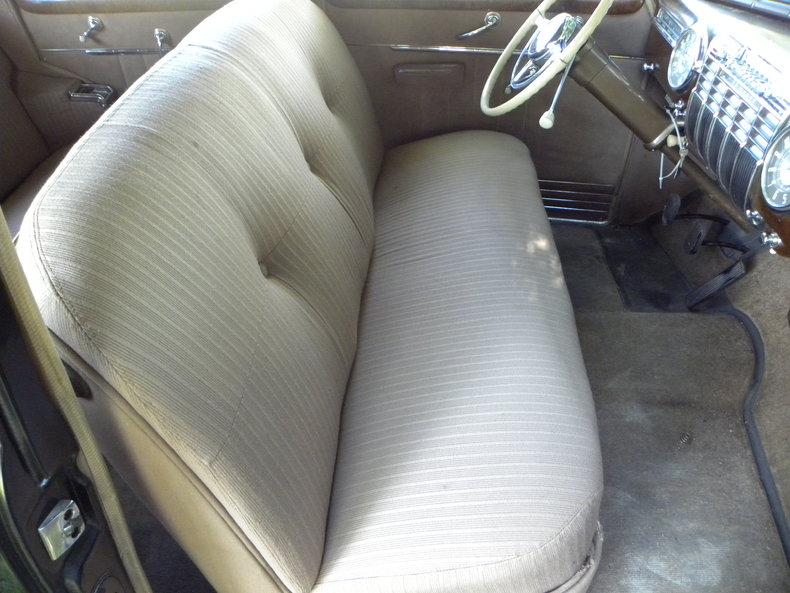 1941 Cadillac 62 Image 75