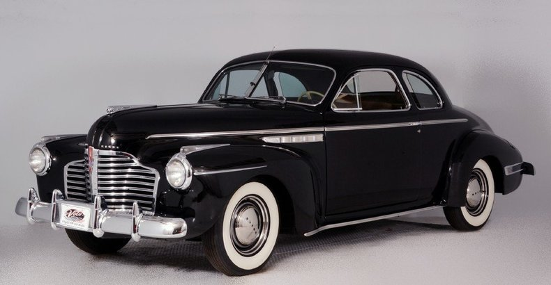 1941 Buick  Image 64
