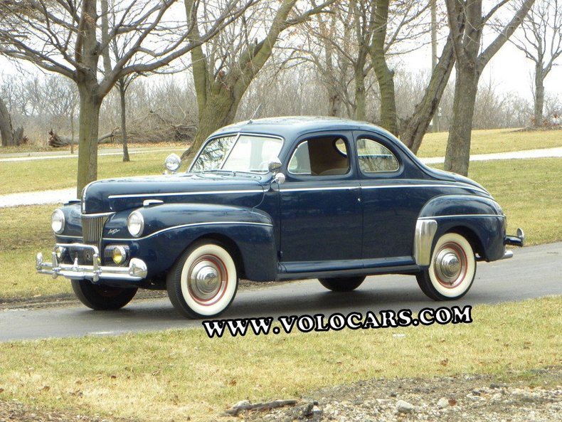 1941 Ford Super Deluxe Image 139