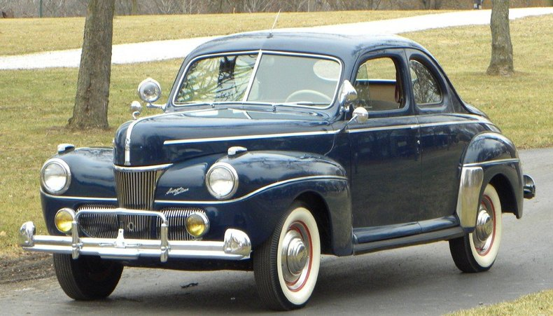 1941 Ford Super Deluxe Image 14