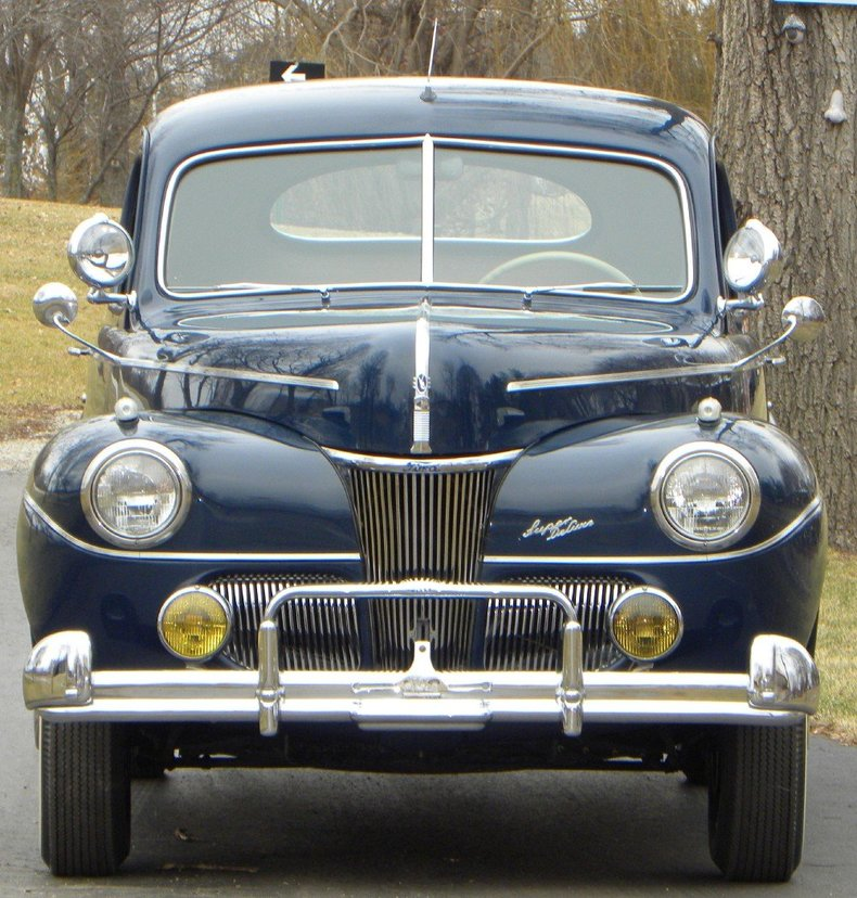 1941 Ford Super Deluxe Image 15