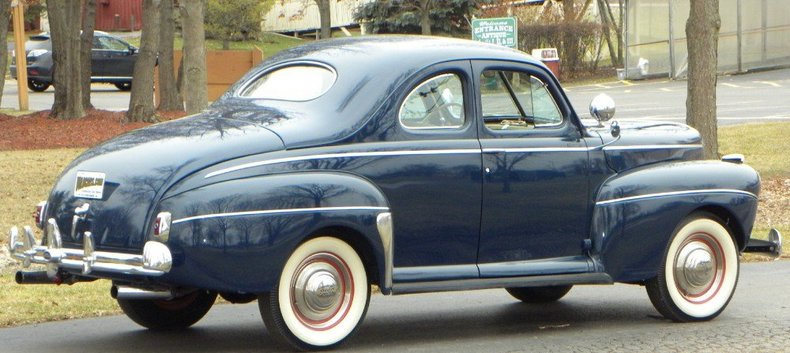 1941 Ford Super Deluxe Image 1