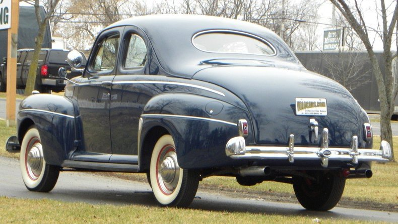 1941 Ford Super Deluxe Image 7