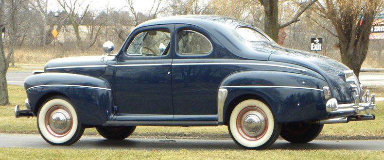 1941 Ford Super Deluxe Image 8