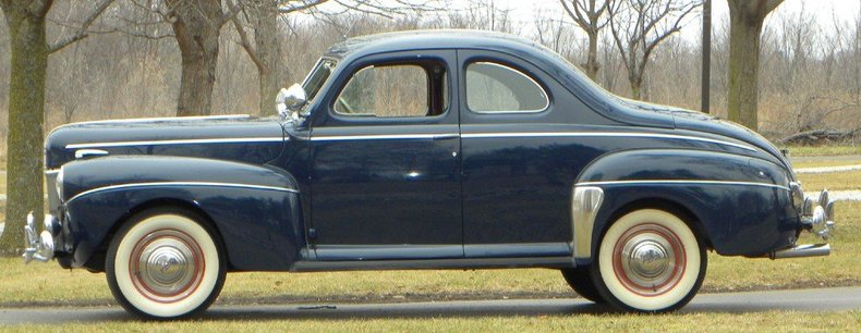 1941 Ford Super Deluxe Image 9