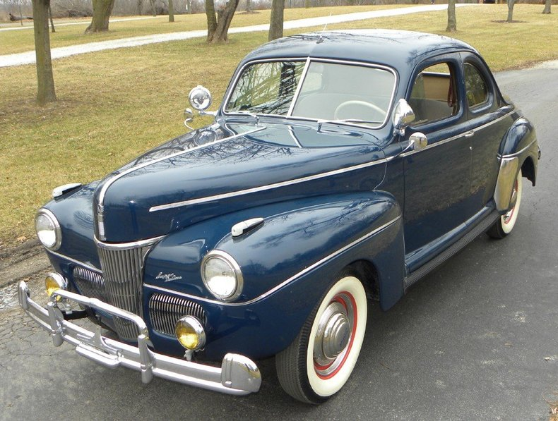 1941 Ford Super Deluxe Image 10