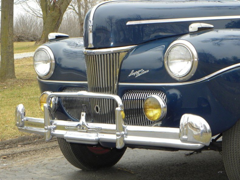 1941 Ford Super Deluxe Image 17