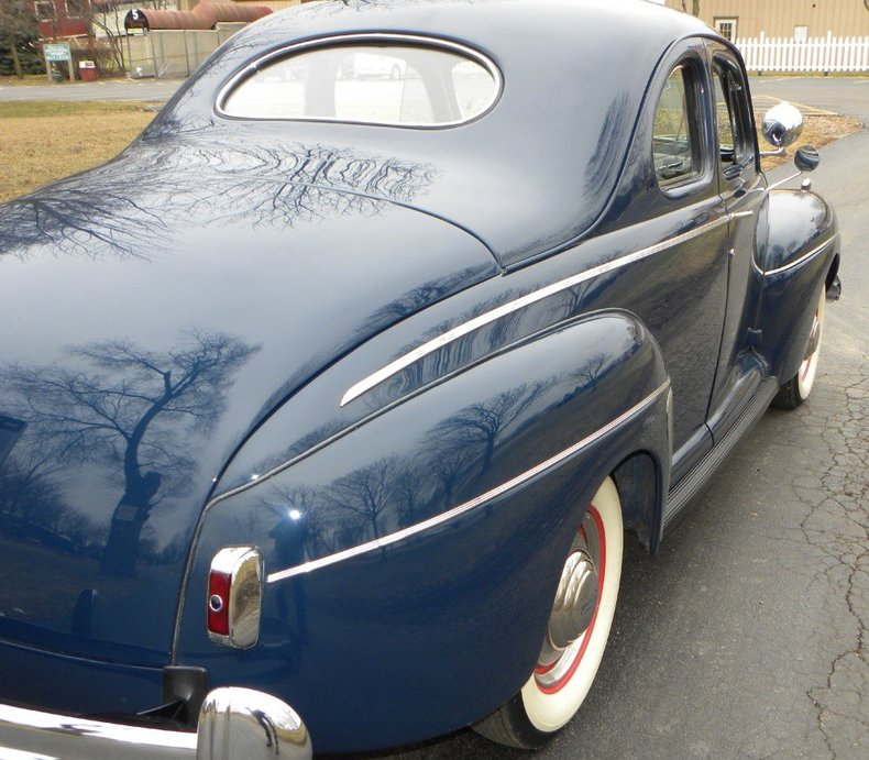 1941 Ford Super Deluxe Image 36