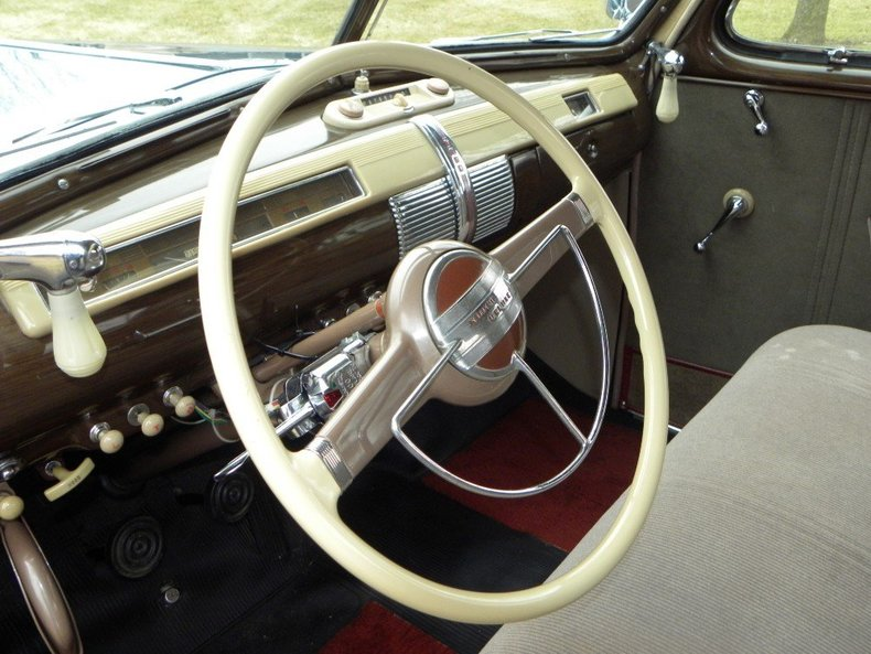 1941 Ford Super Deluxe Image 43