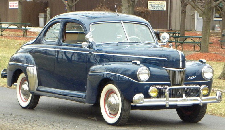 1941 Ford Super Deluxe Image 87