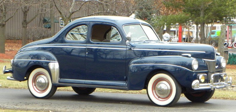 1941 Ford Super Deluxe Image 88