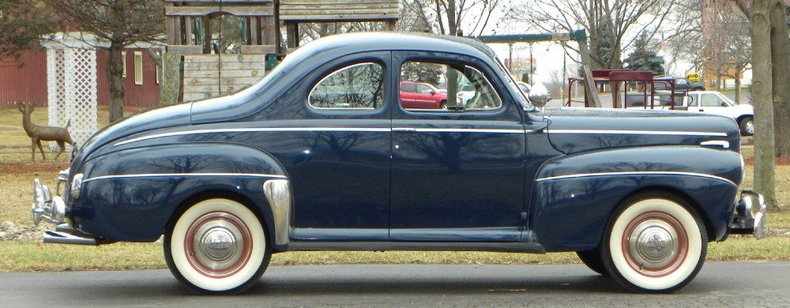 1941 Ford Super Deluxe Image 69