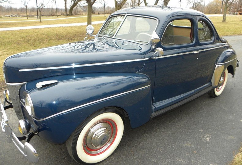 1941 Ford Super Deluxe Image 78