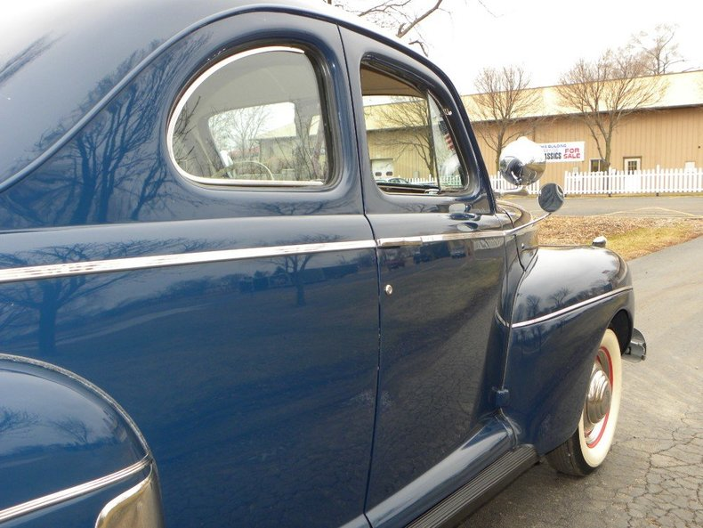 1941 Ford Super Deluxe Image 109