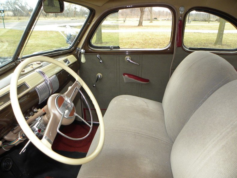 1941 Ford Super Deluxe Image 125