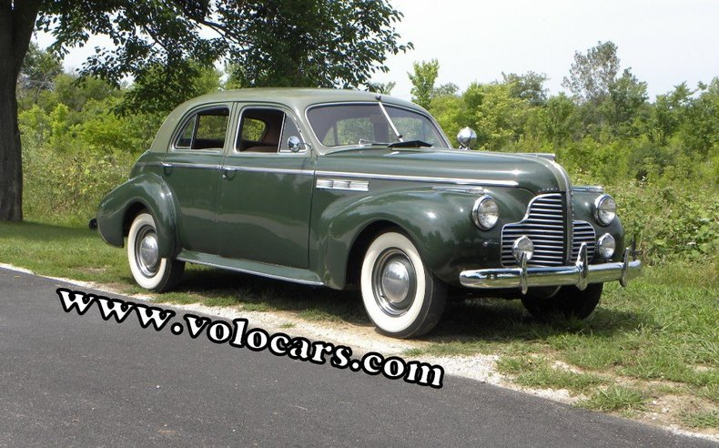 1940 Buick Super Image 3
