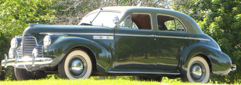 1940 Buick Super Image 119