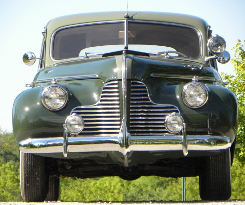 1940 Buick Super Image 4