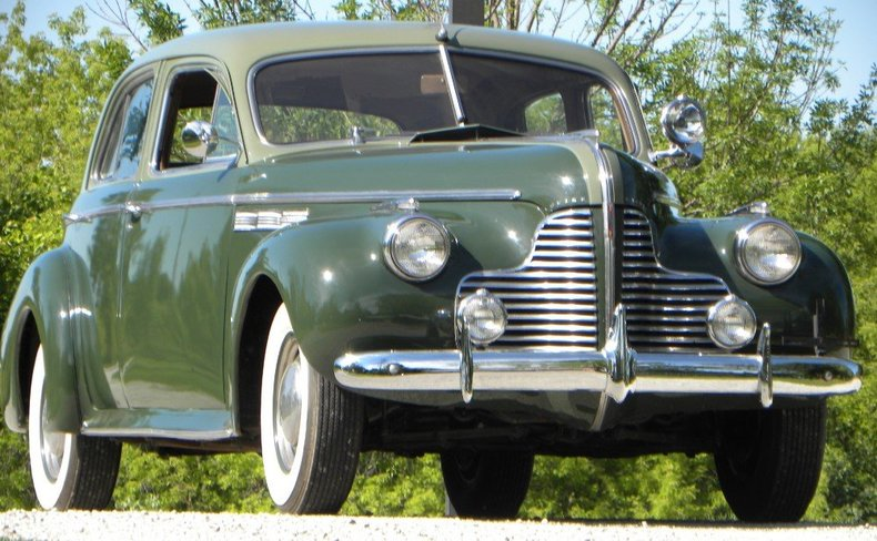 1940 Buick Super Image 6