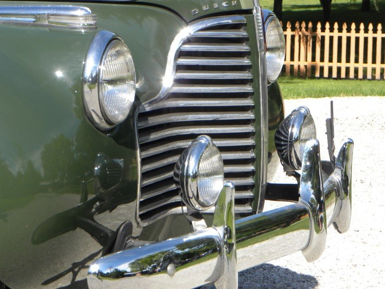 1940 Buick Super Image 10
