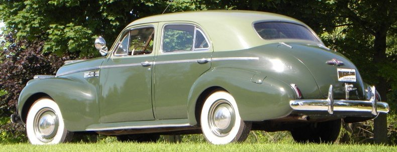 1940 Buick Super Image 37