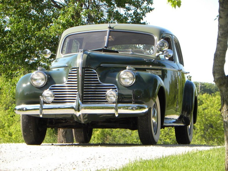 1940 Buick Super Image 76
