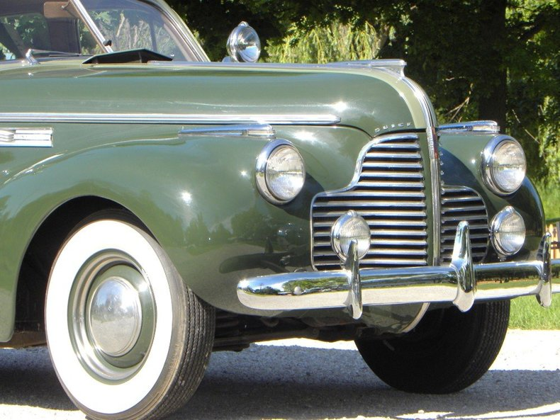 1940 Buick Super Image 80