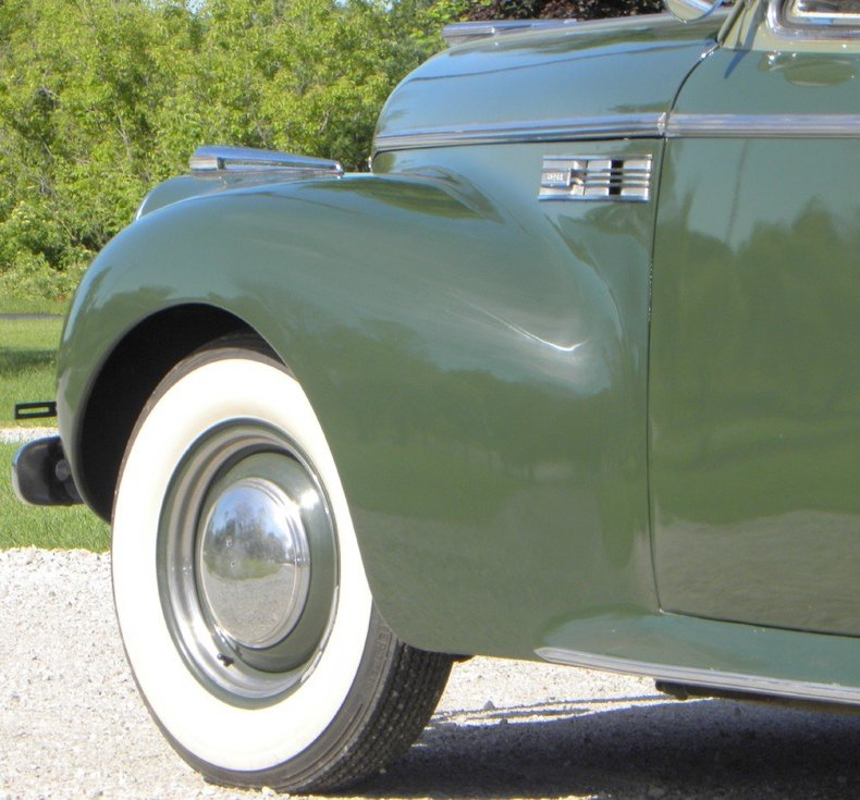 1940 Buick Super Image 98