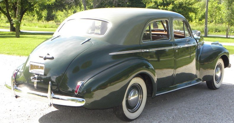 1940 Buick Super Image 86