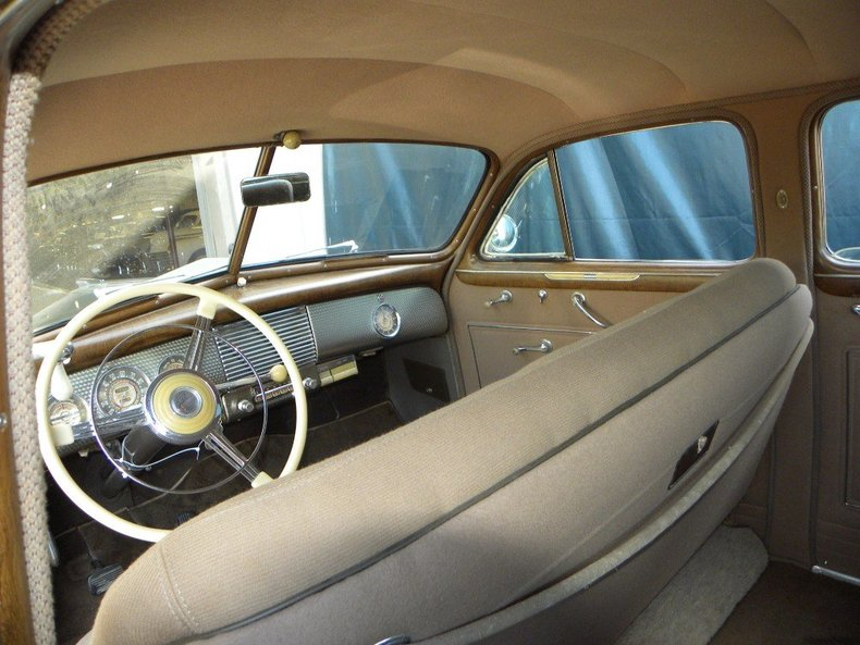 1940 Buick Super Image 115